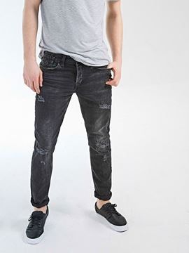 Afbeeldingen van SERVANDO LICORICE BLACK WASH HOSE
