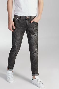 Picture of FABIJAN LANCE WASH TROUSERS