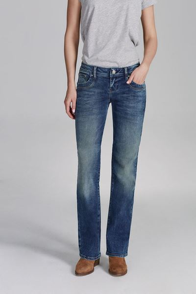 Picture of VALERIE ROSWELL WASH TROUSERS
