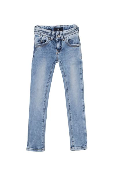 Picture of JULITA G MYRA WASH TROUSERS